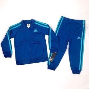 Boys Adidas 2-Piece Matching Set